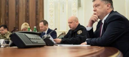 Порошенко в экстренном порядке созвал Военный кабинет при СНБО: подробности (ВИДЕО)