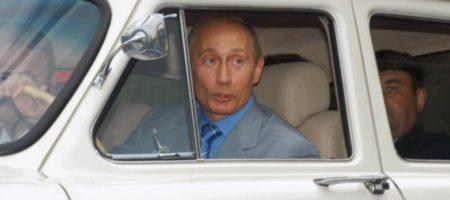 """""""Боюсь, что на этой фигне не доеду!"""" Путин в последний момент передумал ехать на инаугурацию на российском авто"""