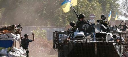 Бои под Мариуполем: Силы АТО подвинули позиции и разбили ДРГ оккупанта (ВИДЕО)