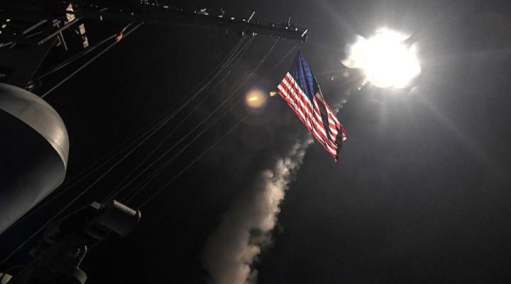 После арт удара американцев по позициям Асада в Сирии, Путин сделал экстренное заявление