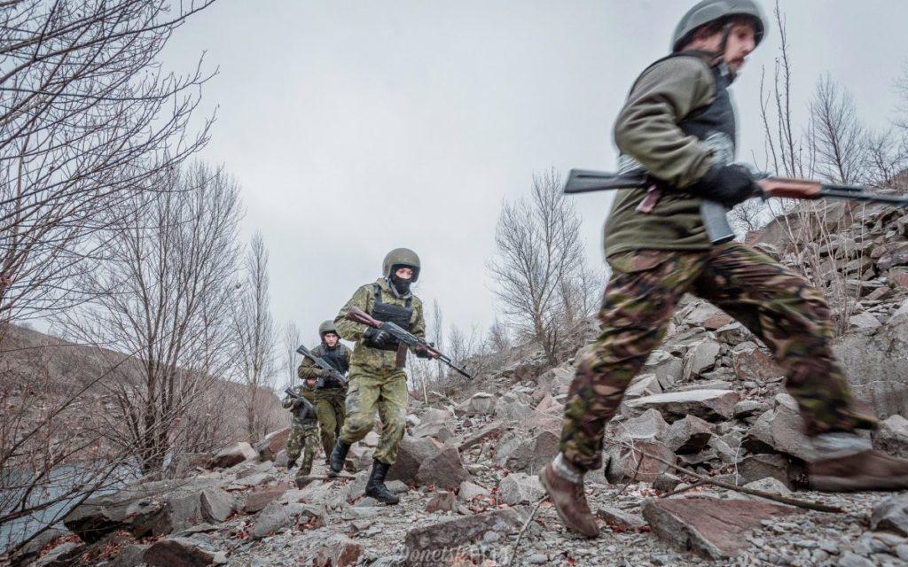 Силы АТО уничтожили 17 боевиков: подробности боевой операции возле Докучаевска