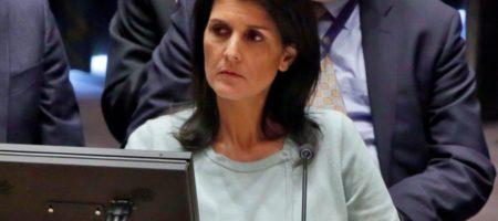Представитель США в ООН сделала жесткое заявление в адрес России (ВИДЕО)