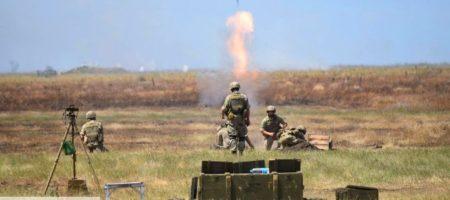 Русские вояки засняли свою гибель под огнем ВСУ на Донбассе (ВИДЕО 18+)