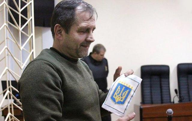 Пока все говорят о Савченко, заключенный Россией крымский патриот Украины Балух - голодает 25-тый день (СЮЖЕТ)
