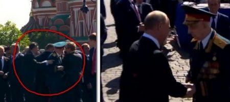 Путин опозорился: Разборки охраны Путина с ветераном - подробности