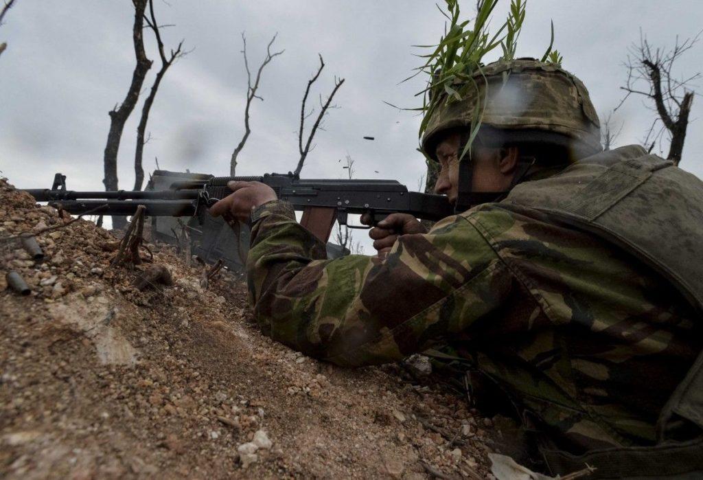 Великолепная победа ВСУ под Горловкой: пока Захарченко праздновал 9 мая, боевики потеряли ещё один поселок (ВИДЕО)