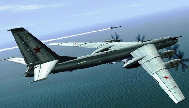 В США экстренное сообщение: американские истребители перехватили возле Аляски российские бомбардировщики Ту-95
