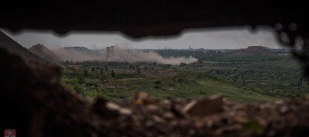 """ДУК """"Правый сектор"""" напомнил о себе опубликовал кадры сокрушительного удара по террористам на Донбассе"""