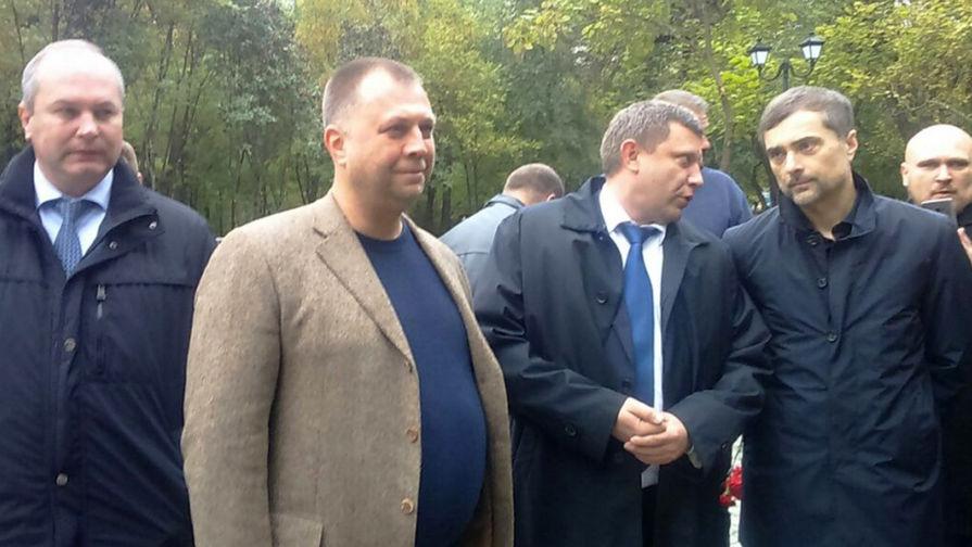 Путин после открытия керченского моста убрал Суркова, следующий на очереди Захарченко