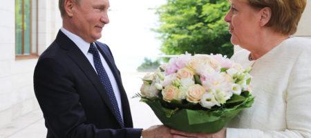 ВАЖНЫЙ ИНСАЙД! Меркель договорилась с Путиным о введении миротворцев на весь Донбасс, но при важном условии