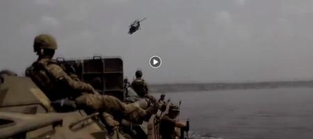 Танки, Грады и авиация: ВСУ ярко показали русским оккупантам как готовы защищать Украину (ВИДЕО)