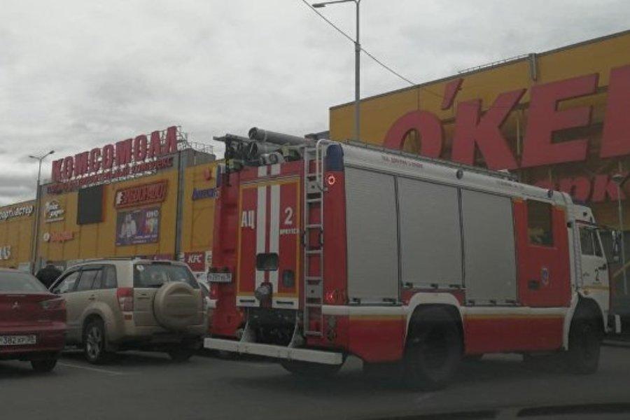 СНОВА ПОЖАР в ТРЦ на России: Прогремел взрыв, пострадали дети (ВИДЕО)