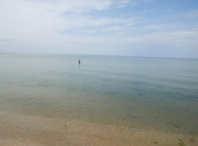 """В сети показали """"переполненные"""" туристами пляжи анексированного Крыма (ФОТО)"""