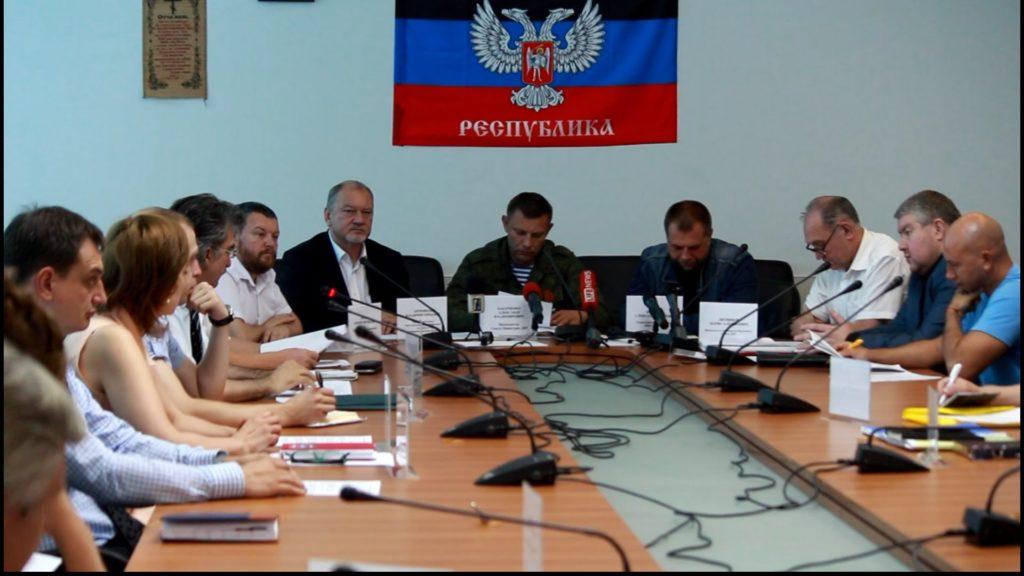 """В """"ДНР"""" заявили, что будут защищать награбленное и поэтому приготовились к большой войне, выдвинув Украине ультиматум"""