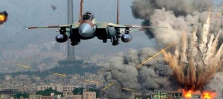 Путин не успокоился и начал массовую бомбардировку Сирии: более 600 ударов