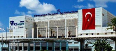 В аэропорту известного турецкого курорта застряли очередные украинские туристы