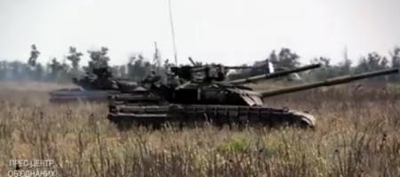 Мощный контрудар ВСУ танками: подробности прорыва сил ООС на юге Донбасса (ВИДЕО)