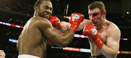 Возвращение легенд! В Киеве пройдет бой между Кличко и Льюисом