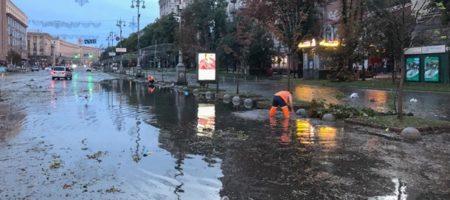 После ночного армагедона в Киеве прогнозы синоптиков продолжают шокировать украинцев