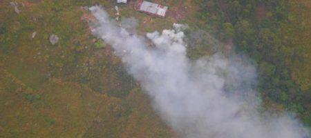 Пули насквозь прошивали: украинские пилоты дали мощный отпор боевикам (ФОТО)