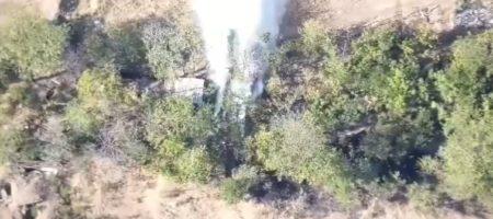 Ярош опубликовал КАДРЫ как авиация УДА разнесла в прах позиции боевиков, показав кто хозяин на Донбассе (ВИДЕО)