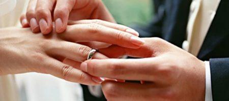 """Статистика показала, что в Украине пары которые берут """"Брак за сутки"""", разводятся реже"""