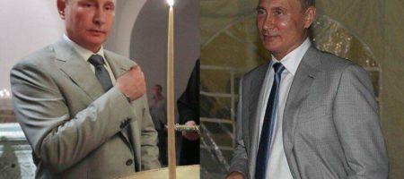 """СРОЧНО! Путин в Крыму """"спалился"""" с двойниками: сразу в двох местах одновременно появился Путин - даже РосСМИ недоумевают (КАДРЫ)"""