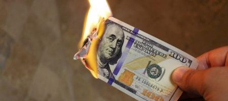 Русские окончательно тронулись! В Кремле заявили что доллару пришел конец, и призывают сжигать валюту