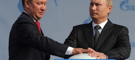 """Глава """"Газпрома"""" угодил в ДТП по дороге в аэропорт"""