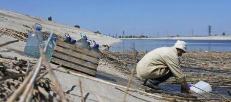 ''Не дадим любой ценой!'': представитель Порошенка наотрез отказался возвращать воду в оккупированный Крым (ВИДЕО)