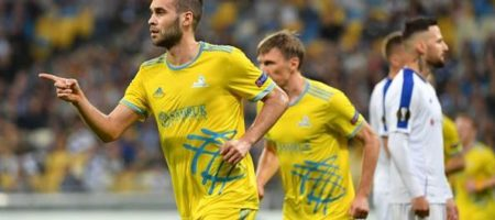 Динамо на последних минутах уступило победу в стартовом матче групового этапа Лиги Европы
