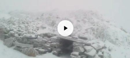 С первым снегом! Часть Украины уже замело (ФОТО + ВИДЕО)