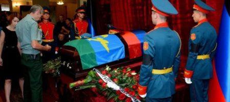 """Русские боевики на Донбассе нашли американский след в убийстве Захарченка и показали фото """"убийц"""" сельдмаршала"""