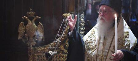 Варфоломей заявил, что не боится угроз России - Украина получит автокефалию