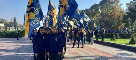 Протесты под ВР: митингующие требуют гражданство для иностранцев в АТО (ПРЯМАЯ ТРАНСЛЯЦИЯ)