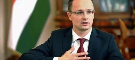 Глава МИД Венгрии Петер Сийярто исключает захват Закарпатья