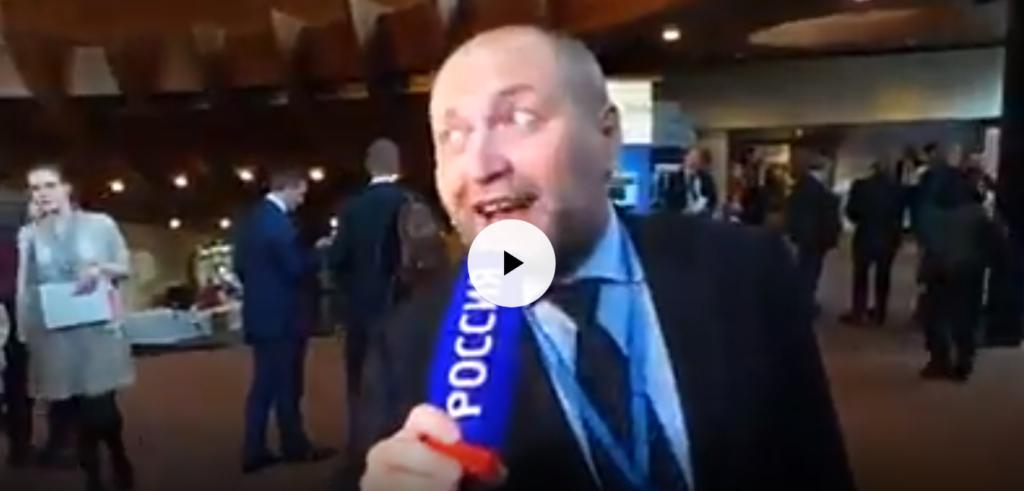 Пропагандистские РосСМИ вырезали полное заявление Березы про Путина: полная версия взорвала интернет (ВИДЕО)