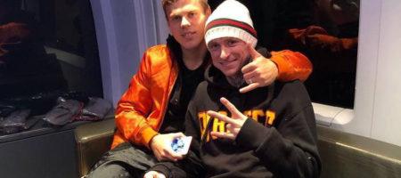 Два футболиста сборной России по футболу отмечая юбилей дружбы избили чиновников и нескольких простых людей (ВИДЕО)
