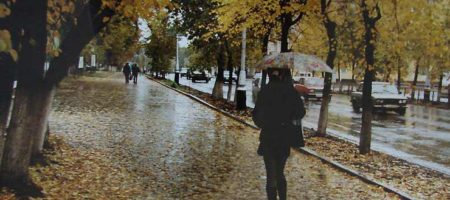 Синоптики прогнозируют осадки в Украине
