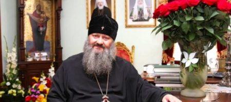 У настоятеля Киево-Печерской лавры митрополита Павла СБУ проводит обыски
