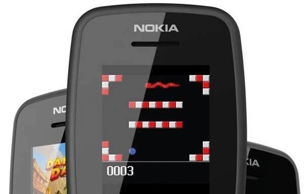 Финская Nokia презентовала обновленные кнопочные телефоны