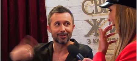 Сергей Бабкин рассказал Кате Осадчей несколько интересных фактов о себе (ВИДЕО)