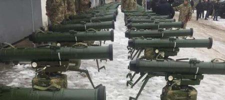 Украинские военные получили 50 противотанковых комплексов отечественного производства