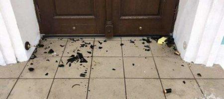 Подробности нападения на Андреевскую церковь