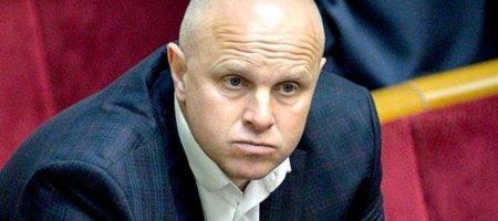 В центре Киева был ограблен нардеп от Народного фронта
