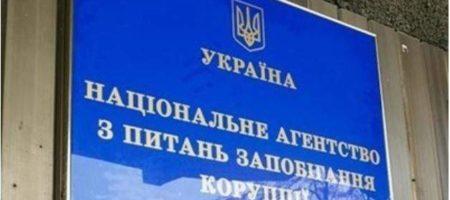 Глава НАПК Украины отчиталась о работе её агенства