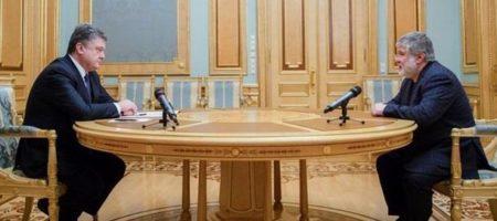 Коломойский оригинально объяснил свое отсутствие в санкционном списке РФ