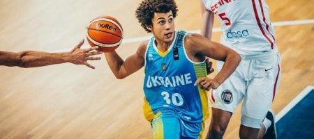 Молодой украинский талант Санон дебютирует за сборную в матчах квалификации