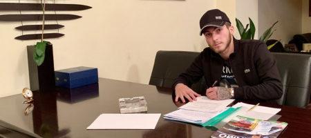 Молодой вингер Динамо таки продлил контракт и не перейдет в Шахтер