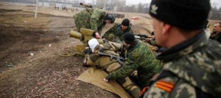 """Боевики выводят свои батальоны со """"Светлодарской дуги"""" из-за больших потерь"""
